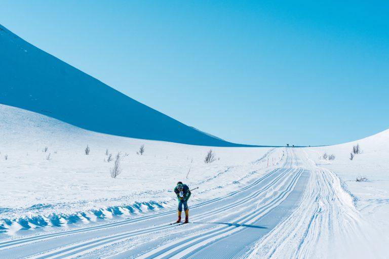 Et fantastisk løp i fantastiske omgivelser © Magnus Östh