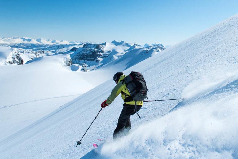 Snømangel pleier å være det minste problemet i Tromsø © Lars Mathisen