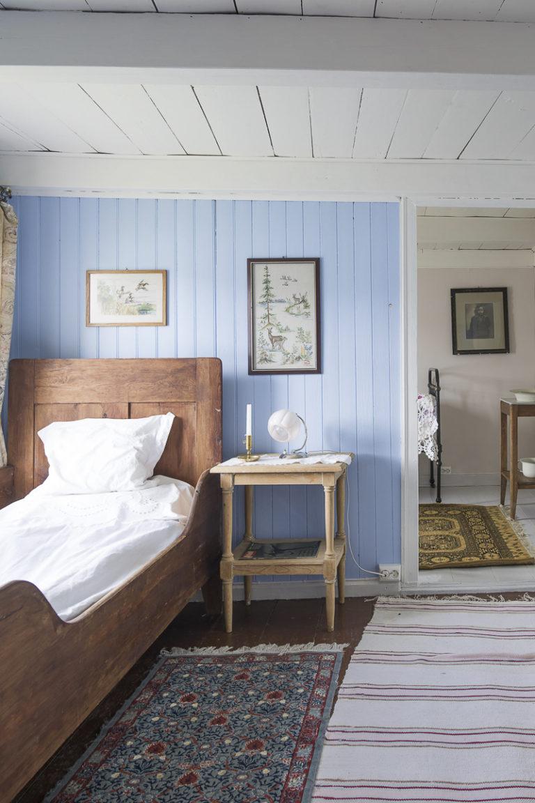 Sov som i gamle dager © Kathrine Sørgård