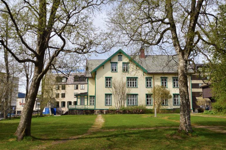 Scandic Meyergården har tatt imot gjester og reisende siden 1885 © Leif Karstensen