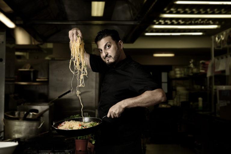 Butta la pasta! Søilen Restaurant © Leif Karstensen