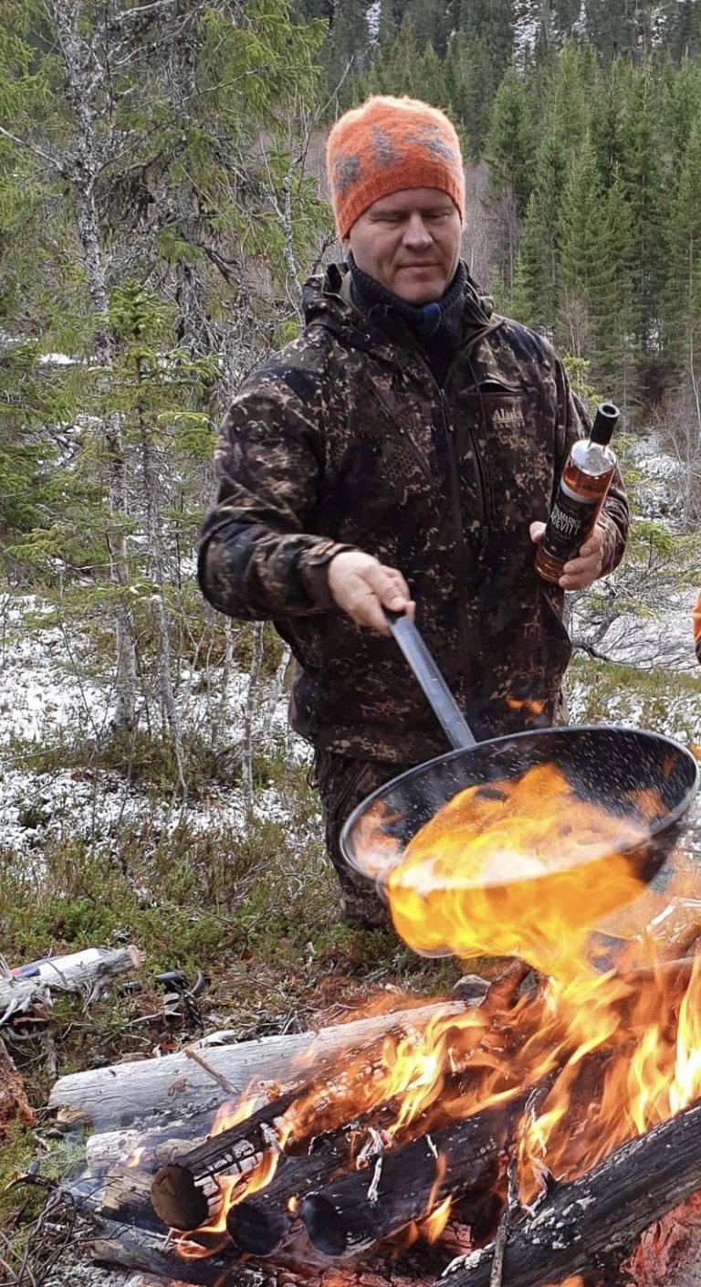 Med aroma fra skogen © Svein Jæger Hansen