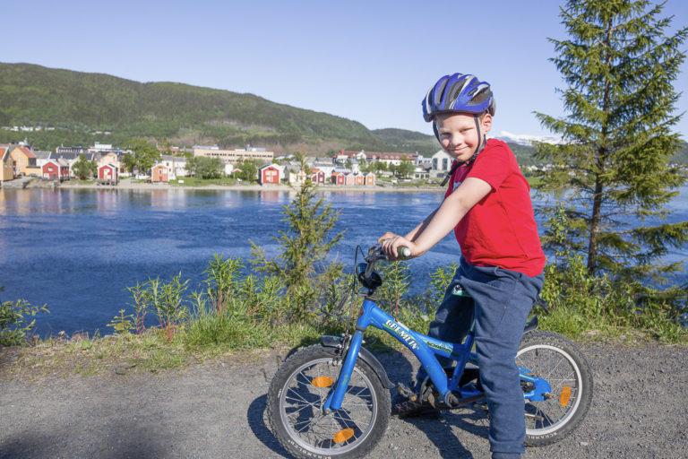Full rulle i Mosjøen © Kathrine Sørgård