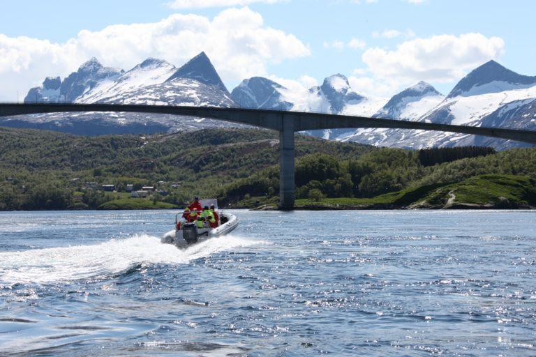 Saltstraumen - strongest there is @Roger Johansen