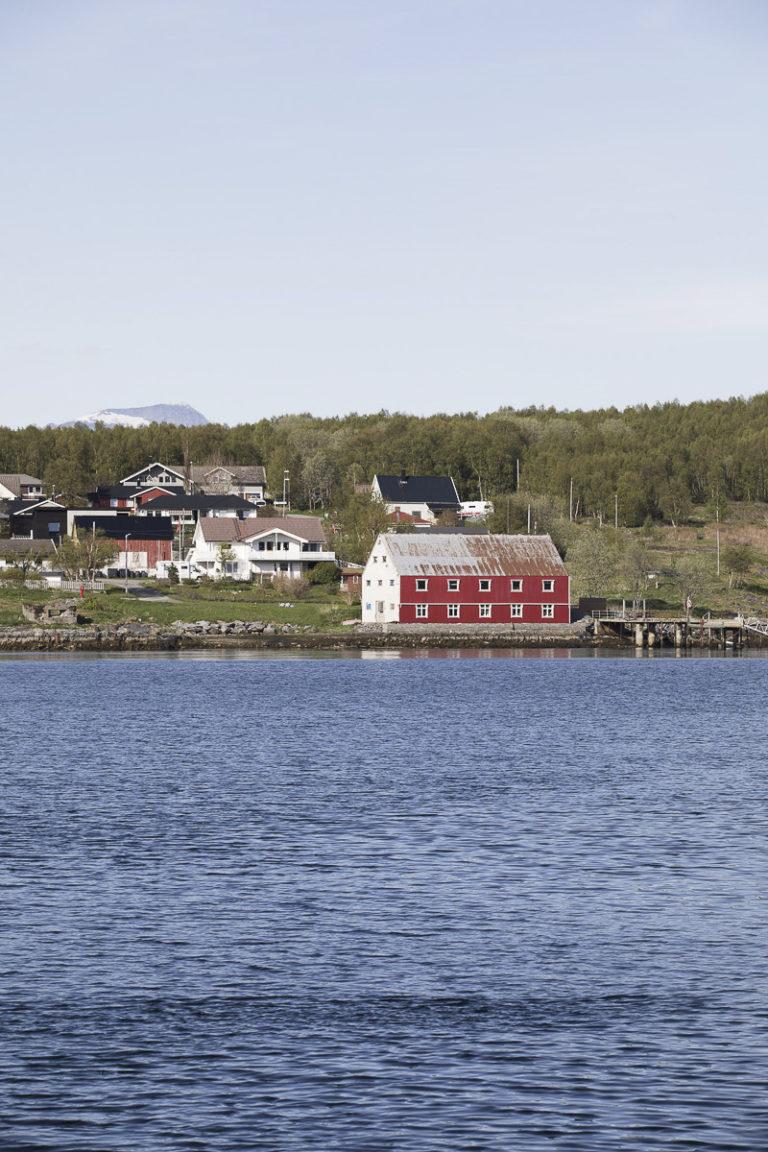 Utsikt sørover  © Kathrine Sørgård