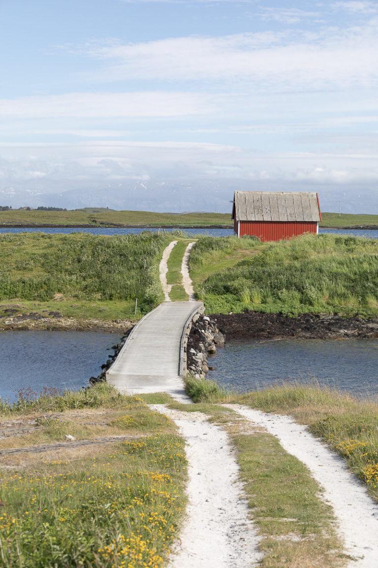 Skogsholmen, langt til havs © Kathrine Sørgård