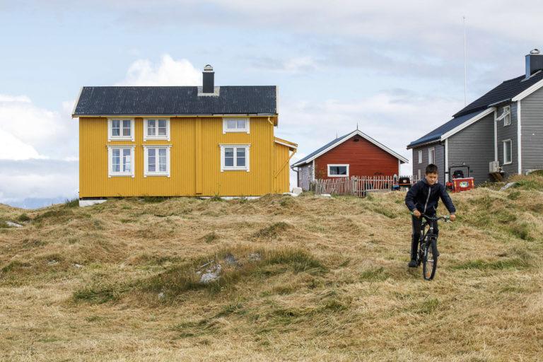 Trygt og godt å bevege seg © Kathrine Sørgård