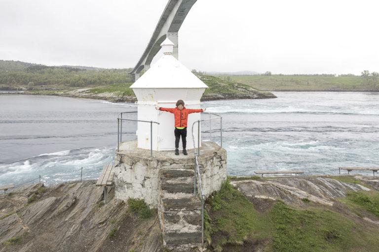 Artig liten observasjonspost  © Kathrine Sørgård