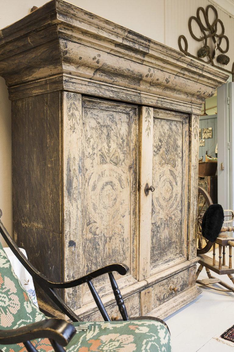 Historisk interiør © Kathrine Sørgård