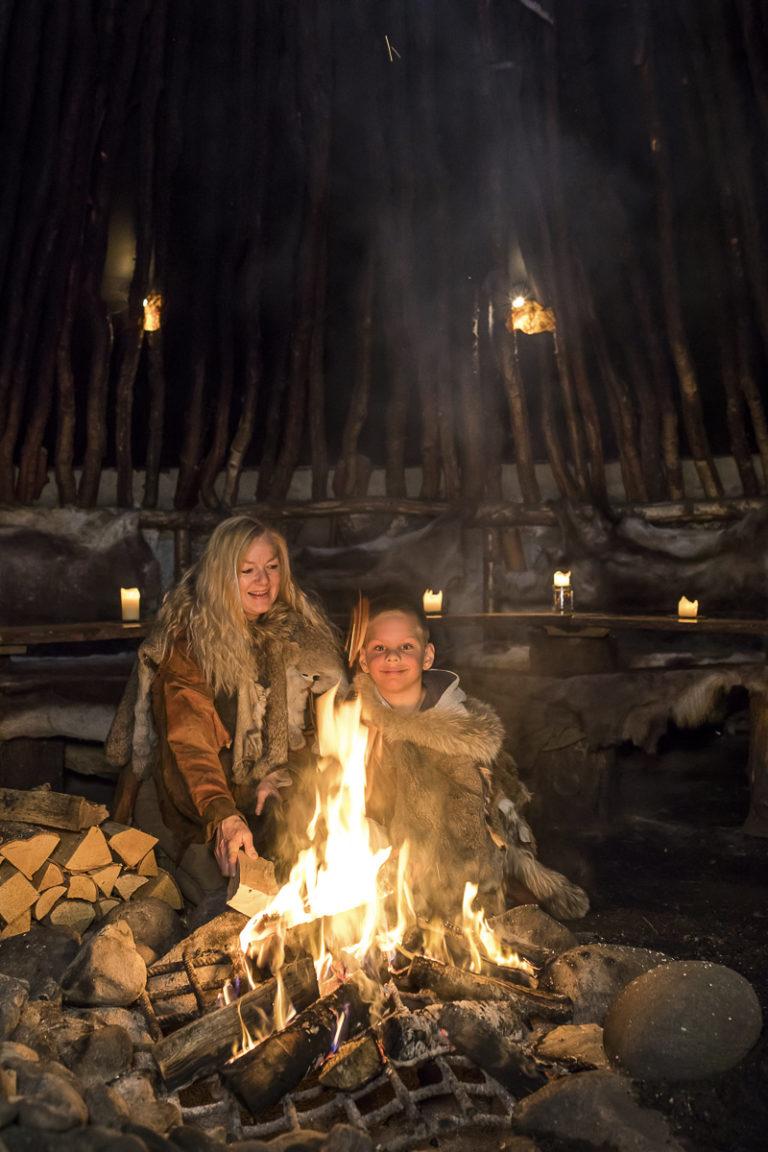 Ilden var oppfunnet for 10 000 år siden  © Kathrine Sørgård