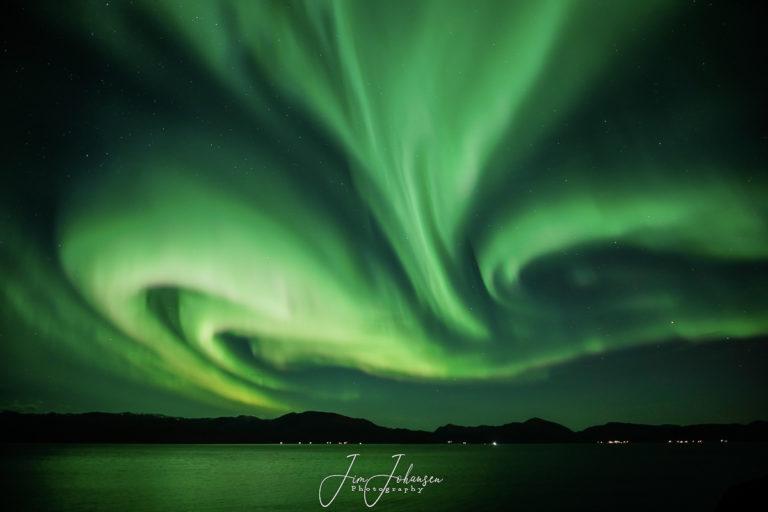 Sørøya Island afar © Jim Johansen