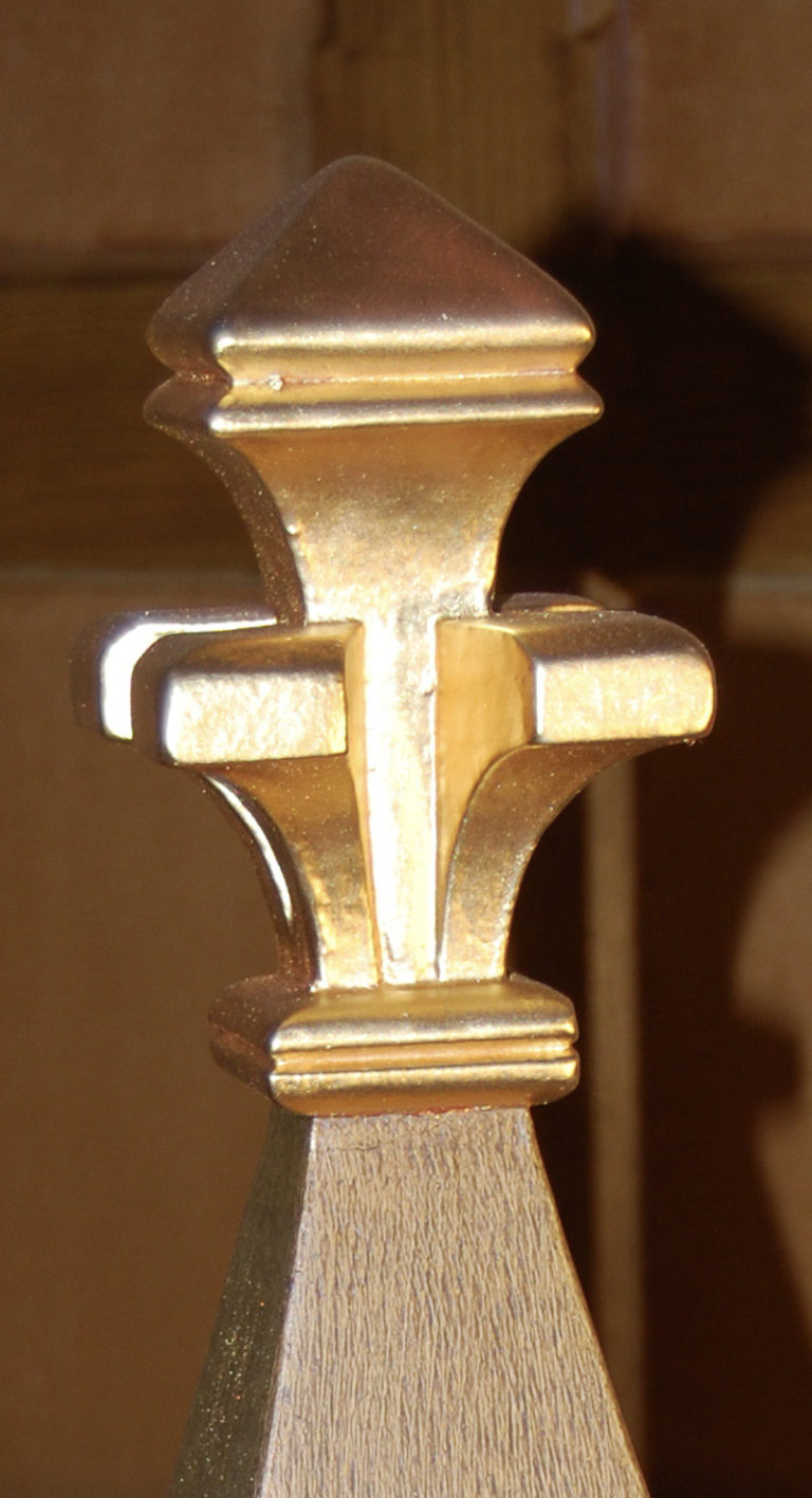 Neogothic detail © Kristine Sandmæl