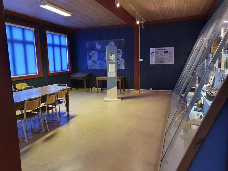 From the exhibits © Asbjørn Nilsen/Vardøhus Museumsforening