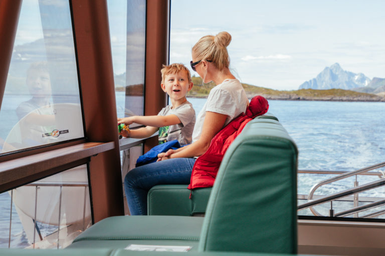Silent Trollfjord Cruise. Foto: Ina Vikoren