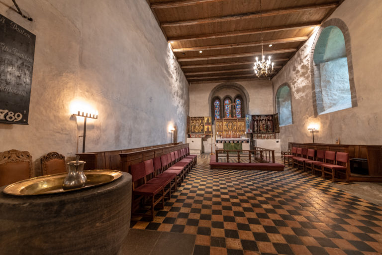 Trondenes Kirke. Foto: Dag Roland