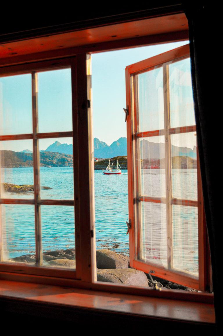 Foto: Daisy Maddinson / Svinøya Rorbuer