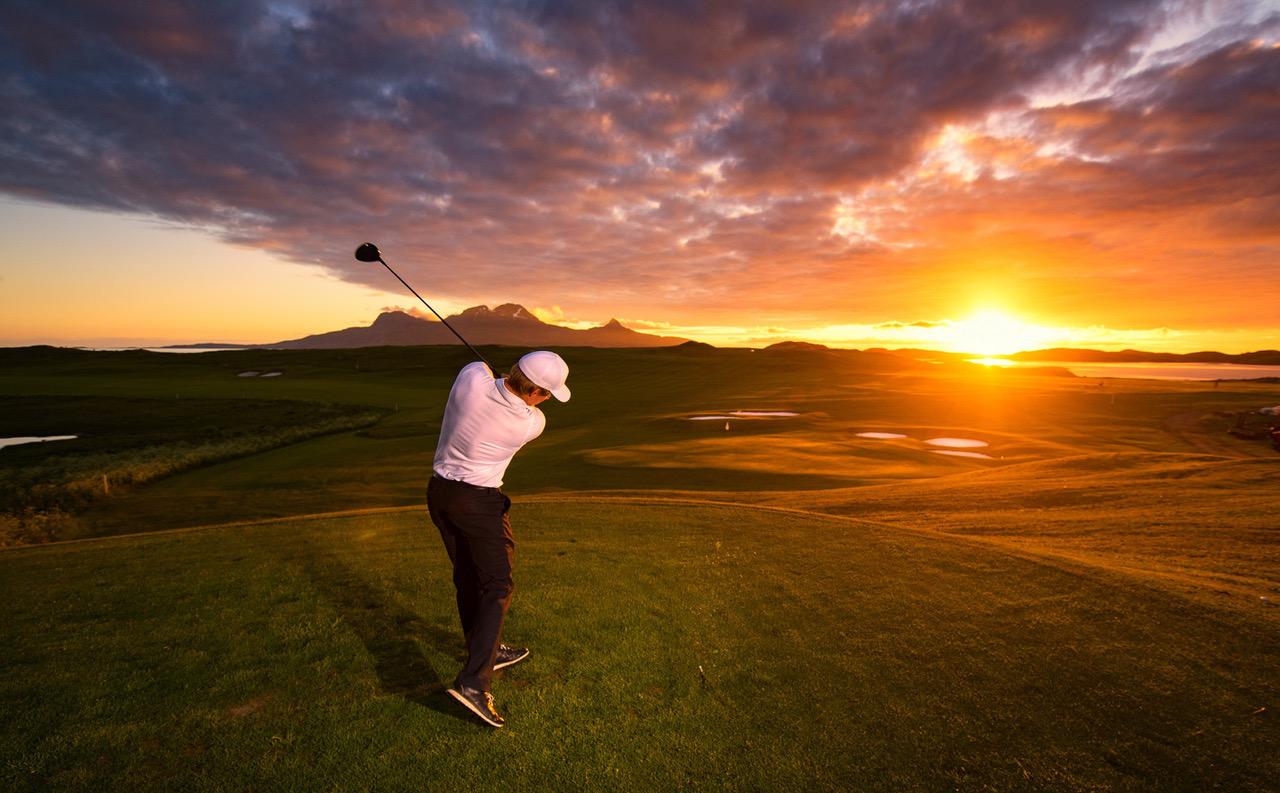 Foto: Bodø Golfpark