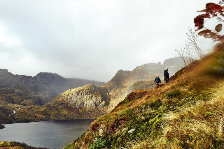 Smed. Foto: Holmene Lofoten