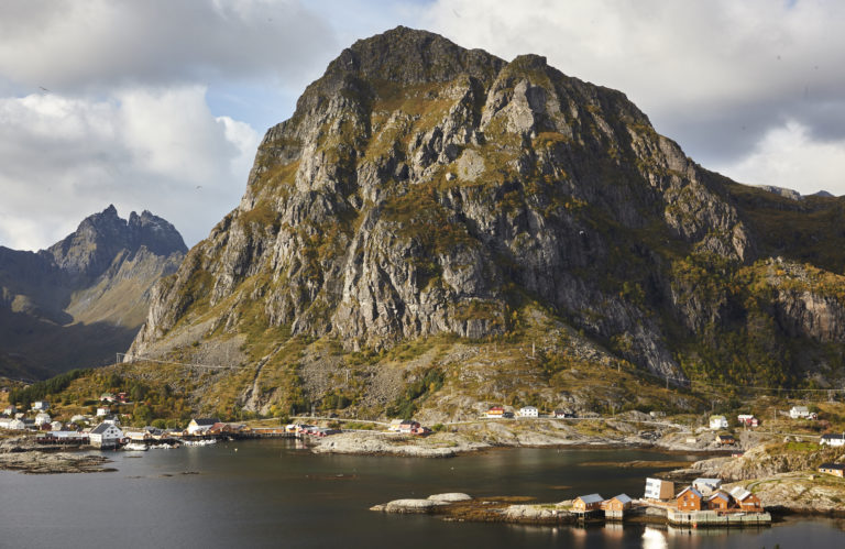 Holmene Lofoten. Foto: Sam Walton