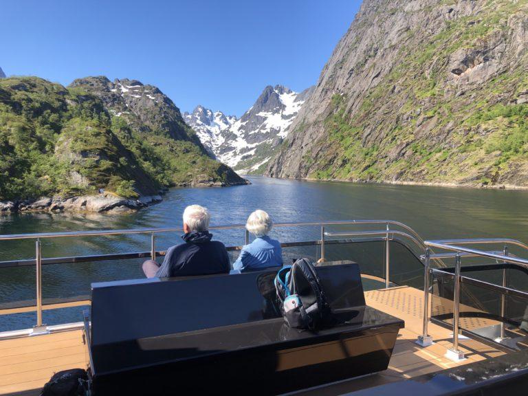 Silent Trollfjord Cruise. Foto: brimexplorer.com