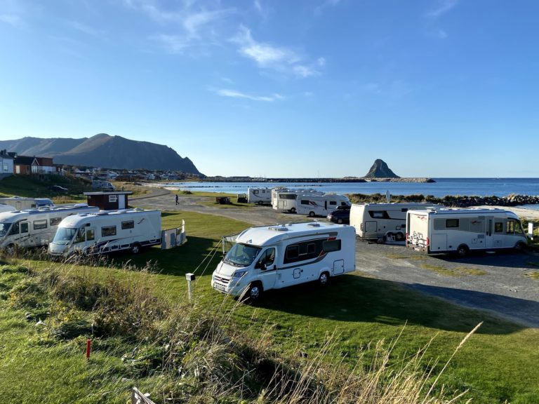 Foto: Midnattsol Camping