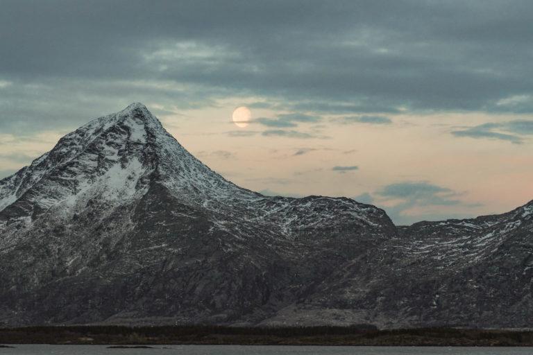 Dønnamannen. Foto: K Gullesen