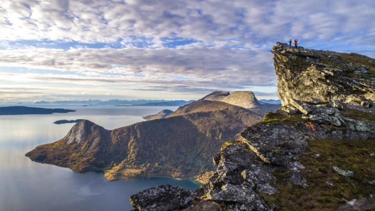 Kjerna. Foto Michael Ulriksen / Visit Narvik