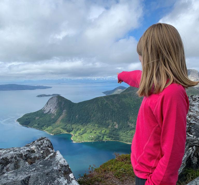 Kjerna. Foto: Linda Helland / Visit Narvik