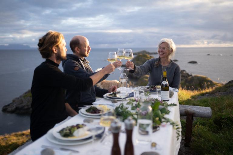 Foto: Litløy Fyr