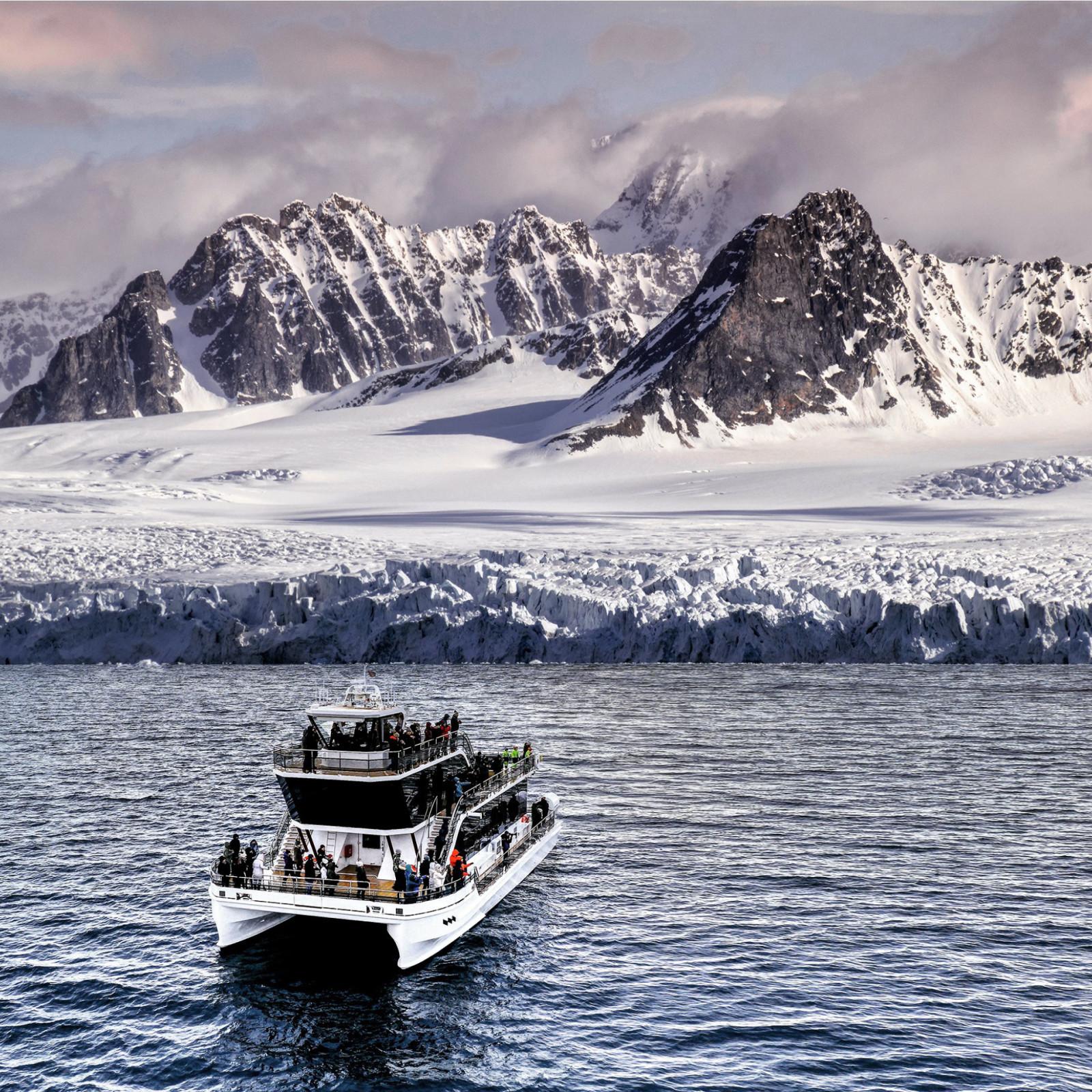 Foto: Eveline Lunde / Hurtigruten Svalbard