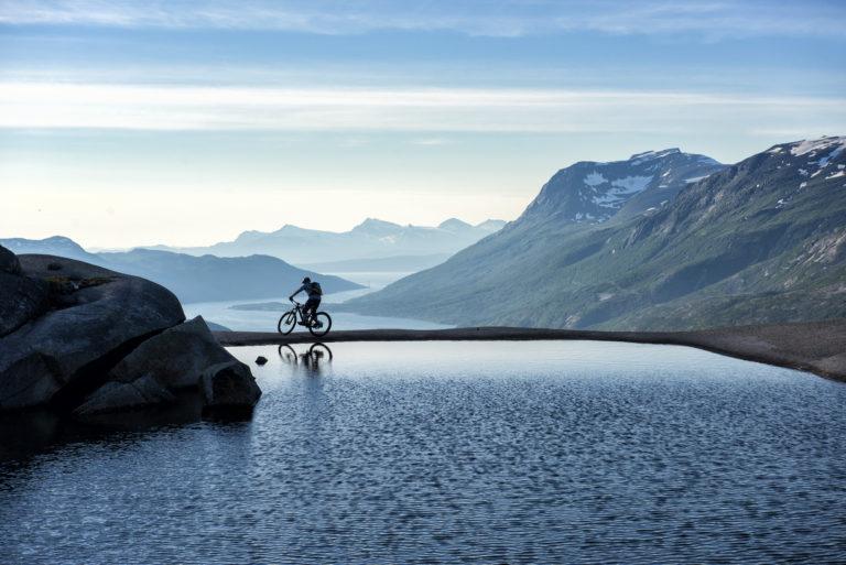 Reinnesfjellet. Foto: Rune Dahl /Visit Narvik