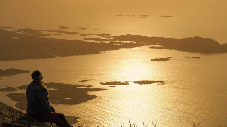 Rødøyløva. Foto Seil Helgeland