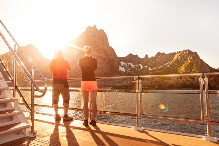 Skrova Island Evening Cruise. Foto: Brimexplorer.com