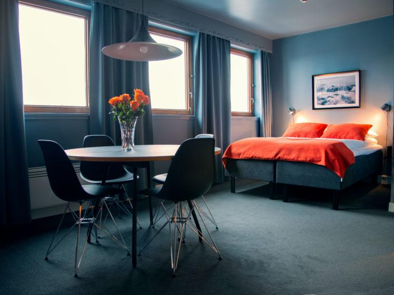 Suite. Foto: Narvik Hotel Wivel