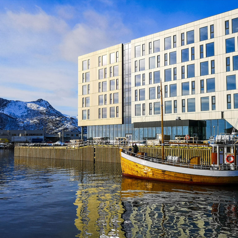 Foto: Thon Hotell Svolvær