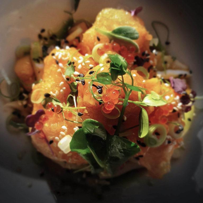 Tunfisk. Foto: Restaurant  Maren Anna