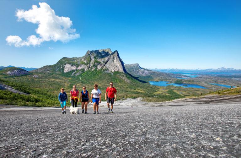 Verdenssvaet Efjord. Foto: Michael Ulriksen / Visit Narvik