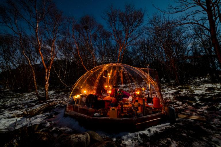 Vintermagi. Foto: Tudor Mazilu