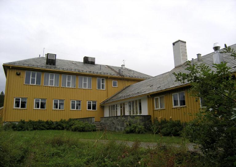 Finnmark husmorskole i Alta, fra 1951-56 © Ingebjørg Hage