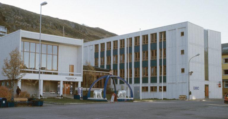 Rådhuset i Hammerfest © Ingebjørg Hage