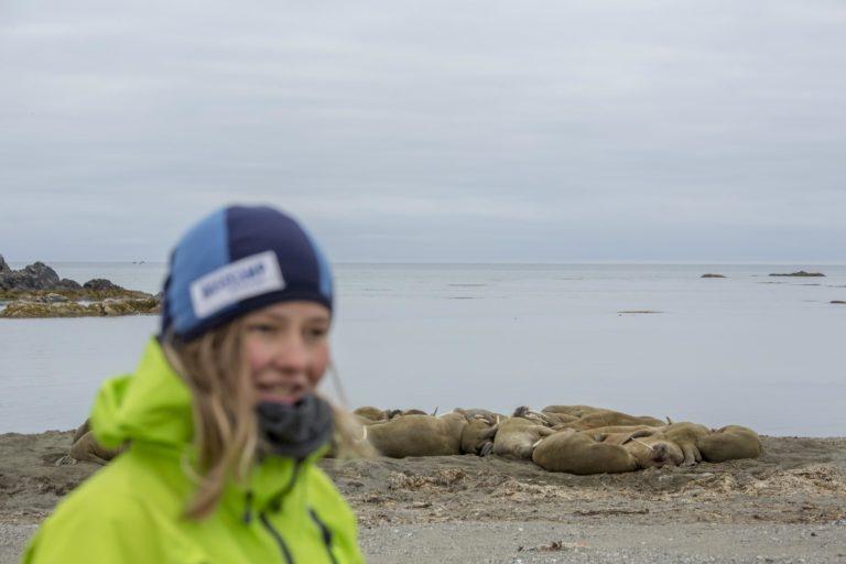 Isfjord Radio.  Foto: Basecamp Explorer Spitsbergen