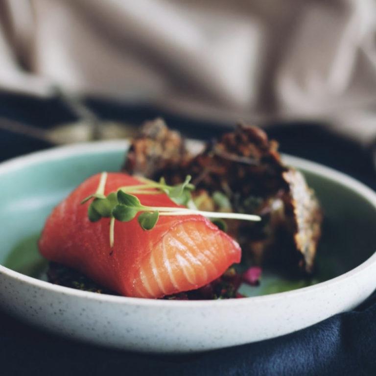 Laks. Foto: Restaurant  Maren Anna