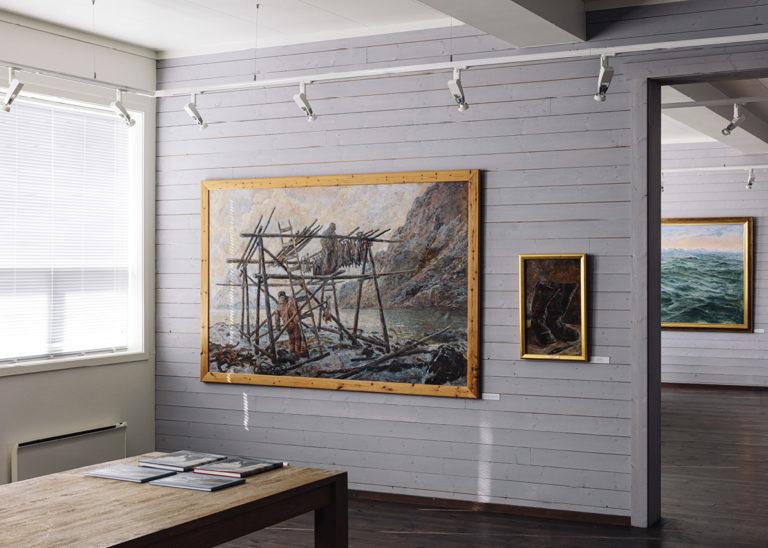 Galleri Eva Harr. Foto: Dan Mariner