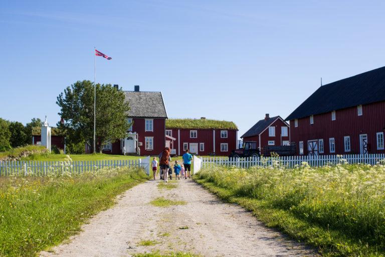 Tranøy Gård. Foto: Jenny Hoff