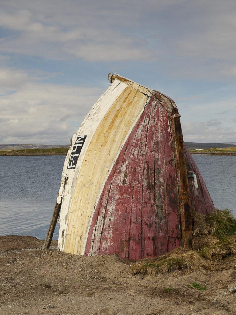 Coastal history on the Varanger Fjord, in Nesseby © Emile Holba / www.visitvaranger.no
