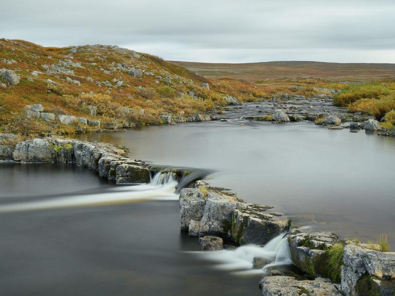 Autumn comes quickly on the Varanger Peninsula National Park © Emile Holba / www.visitvaranger.no