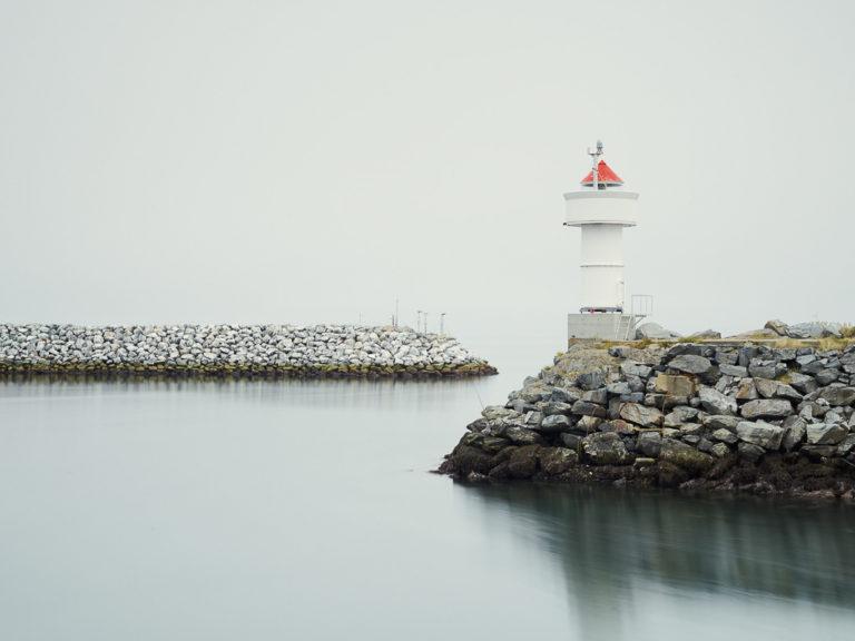 The Port of Berlevåg is the story of a long struggle to have a secure port © Emile Holba / www.visitvaranger.no
