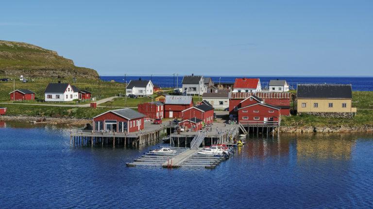 From Ekkerøy © Fotoknoff / www.visitvaranger.no