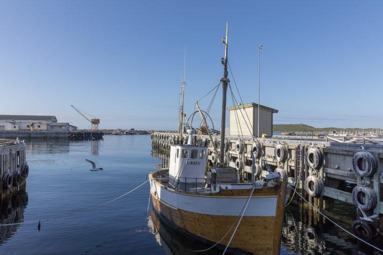 High docks in Vardø © Fotoknoff / www.visitvaranger.no