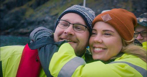 Magerøya er fantastisk fra sjøsiden, det arktiske og unike klippelandskapet er bare helt magisk. Foto: Visit Nordkapp